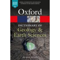 A Dictionary of Geology and Earth Sciences Fifth Edition