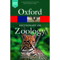 Oxford Dictionary of Zoology Fifth Edition