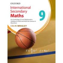 International Secondary Maths Book 9