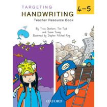 Targeting Handwriting Teachers' Resource Book 4–5 (Combined)