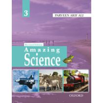 Amazing Science Revised Edition Book 3