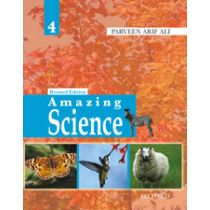 Amazing Science Revised Edition Book 4