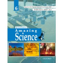 Amazing Science Revised Edition Book 6