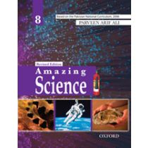 Amazing Science Revised Edition Book 8