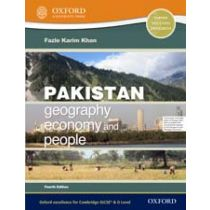 Pakistan: Geography, Economy, and People Fourth Edition