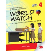 World Watch Book 4 with Digital Content