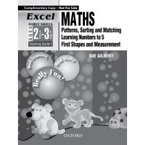 Excel Maths Early Skills Teaching Guide 1