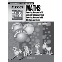 Excel Maths Early Skills Teaching Guide 3