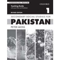 Secondary Social Studies for Pakistan Revised Edition Teaching Guide 1