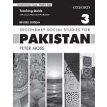 Secondary Social Studies for Pakistan Revised Edition Teaching Guide 3