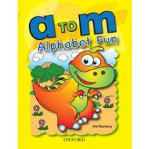 a to m – Alphabet Fun