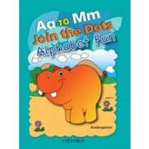 Aa to Mm Join the Dots – Alphabet Fun