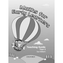 Maths for Early Learners, Year 3 Teaching Guide