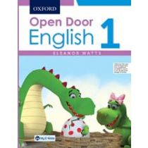 Open Door English Book 1 with My E-Mate