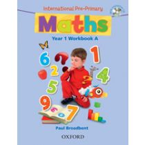 International Pre-Primary Maths Year 1 Workbook A with CD