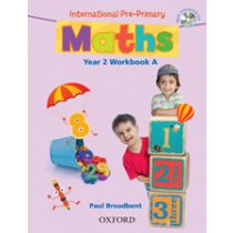 International Pre-Primary Maths Year 2 Workbook A with CD