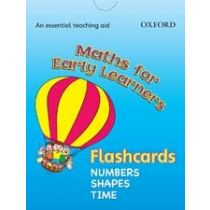 Maths for Early Learners Flashcards