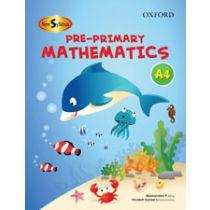 New Syllabus Pre-Primary Mathematics Level A: Workbook 4