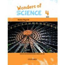 Wonders of Science Book 4
