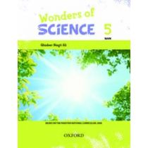 Wonders of Science Book 5
