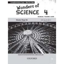 Wonders of Science Teaching Guide 4