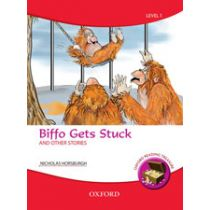 Oxford Reading Treasure: Biffo Gets Stuck and Other Stories
