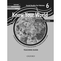 Know Your World Teaching Guide 6