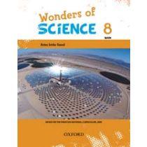 Wonders of Science Book 8