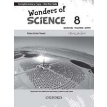 Wonders of Science Teaching Guide 8