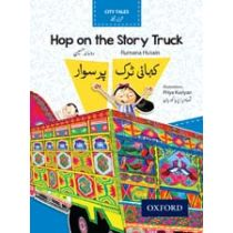 City Tales: Hop on the Story Truck