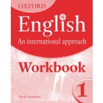 Oxford English: An International Approach Workbook 1