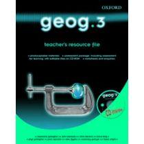 Geog.3 Trf & CD-ROM