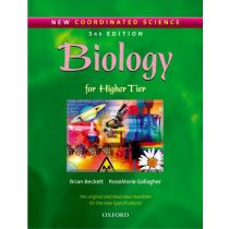 New Coordinated Science: Biology Students' Book Third Edition