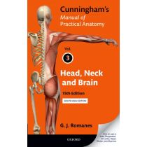 Cunningham's Manual of Practical Anatomy 15th Edition
