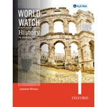 World Watch History Book 1 with My E-Mate