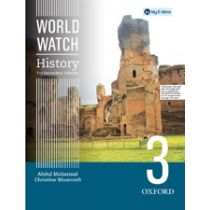 World Watch History Book 3 with My E-Mate