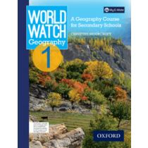 World Watch Geography Book 1 with My E-mate