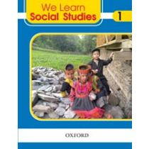 We Learn Social Studies Book 1