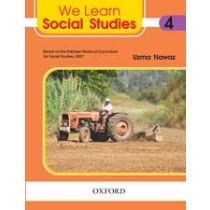 We Learn Social Studies Book 4