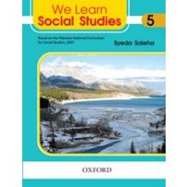 We Learn Social Studies Book 5