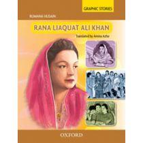 Graphic Stories: Rana Liaquat Ali Khan