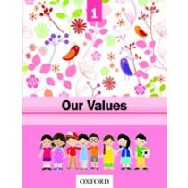 Our Values Book 1
