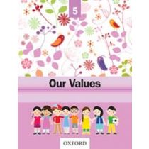 Our Values Book 5