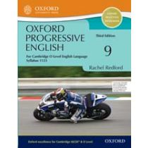 Oxford Progressive English Book 9