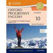 Oxford Progressive English Book 10