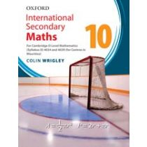 International Secondary Maths Book 10