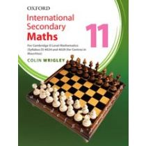 International Secondary Maths Book 11