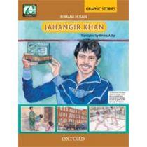 Graphic Stories: Jahangir Khan