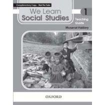 We Learn Social Studies Teaching Guide 1