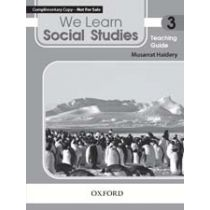 We Learn Social Studies Teaching Guide 3